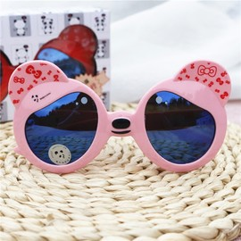 Panda Sunglasses, Panda Bear Sunglasses for Kids, Kids' Panda Eyes Sunglasses