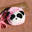 Panda Crossbody Bag for Kids, Kids Panda Backpack, 4 Colors Cartoon Panda Crossbody Bag for Girls and Boys