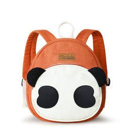 Panda Backpack For Kids, 1-5 Years Old Kids Panda Backpack, Quality Canvas Kids Panda Backpack