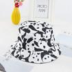 Panda Bucket Hat, Reversible Bucket Hat with Panda Print, Fashion Reversible Panda Hat