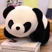 Stuffed Panda Bear, Black and White Giant Panda Stuffed Animal in 4 Sizes