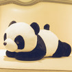 Giant Stuffed Panda, Lying Prone Panda Dolls in 4 Sizes