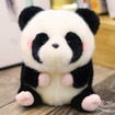 "Cute Panda Plush, 7"" and 10"" Super Adorable Panda Plush Toy"