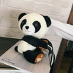 Panda Bear Bag, Stuffed Panda Corssbody Bag Shouder Bag, Super Cute Panda Bags for Girls