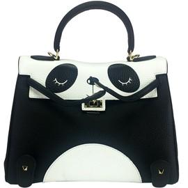 Fashion panda bags for women, leather crossbody handbags ladies bags
