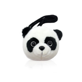 Panda Bag for Girls and Women, Panda Crossbody Bags Fluffy in 2 Sizes
