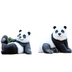 Panda Yard Statues, Large Panda Yard ornaments For Sale