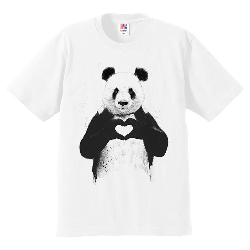 Panda Cub Women T-shirt XS-3XL New