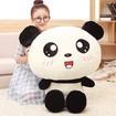 Big Head Panda Teddy Bear, Creative Cartoon Panda Soft Toy, Giant Panda Stuffed Animal