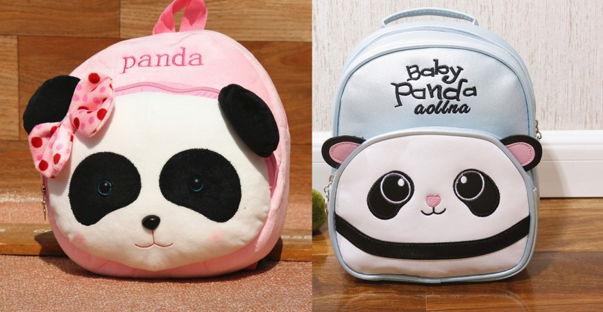 Top 10 Kids Panda Backpack in 2019, The Cutest Panda Backpack for Kids & Toddlers